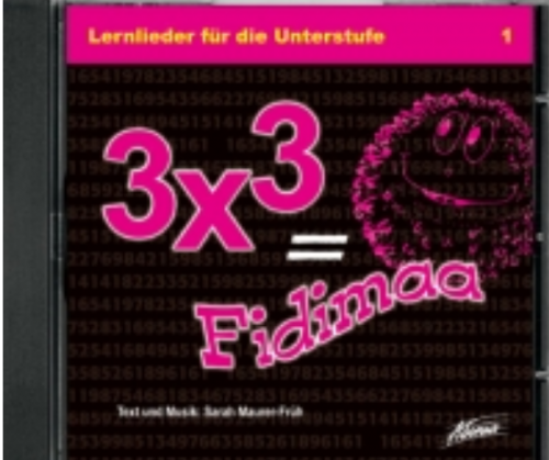 3x3 = Fidimaa (Audio-CD)