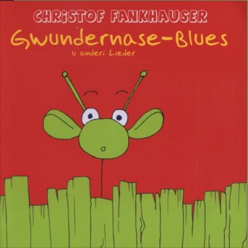 Gwundernase-Blues (Audio-CD)