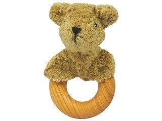 Tierkinder Greifling Holzkollektion Bär