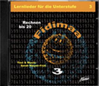 Fidimaa 3 – Rechnen bis 20 (Audio-CD)