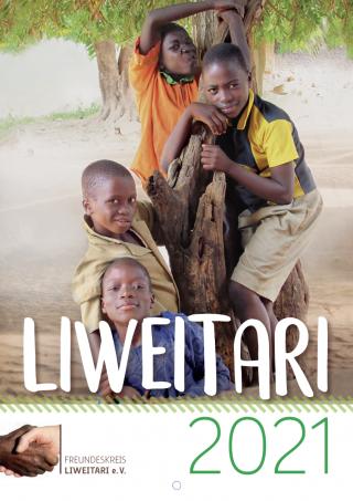 Liweitari 2021 (Wandkalender)