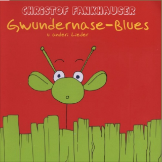 Gwundernase-Blues (Audio-CD)
