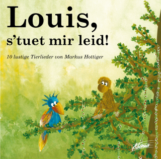 Louis, s'tuet mir leid! (Audio-CD)