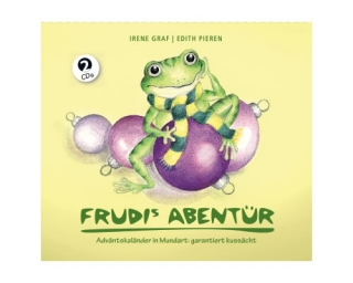 Frudis Abentür (Audio-CD)