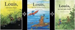 Louis III + Louis II + Louis I