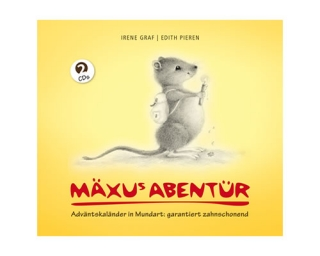 Mäxus Abentür (Audio-CD)