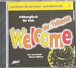 Welcome Mr. Fidimaa (Audio-CD)