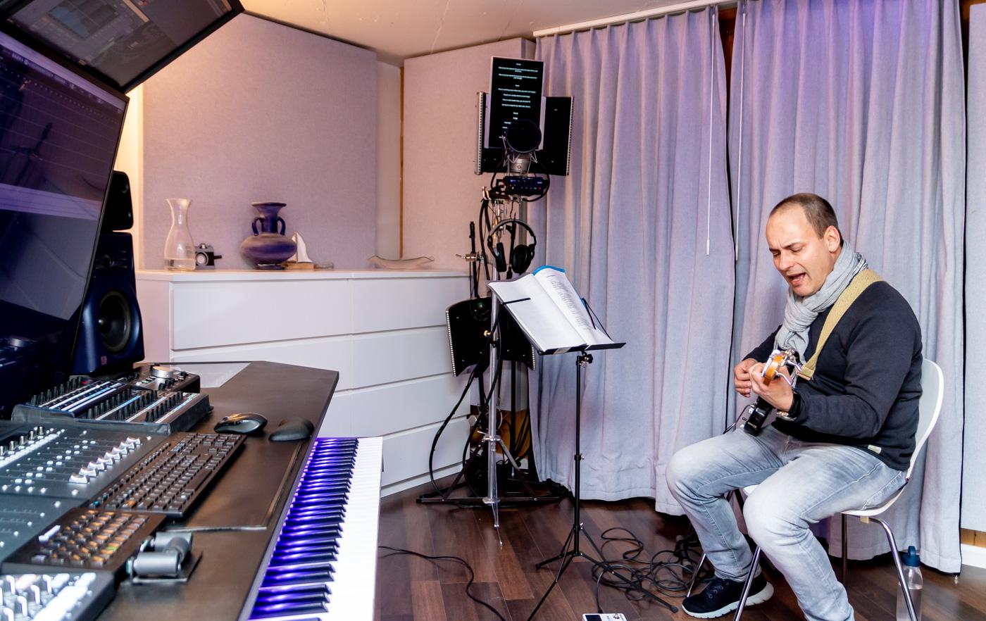 Interview mit dem Musiker John Hänni